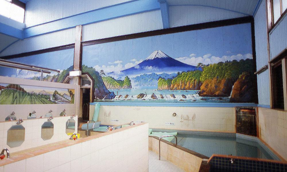 """Let's go to """"Sento"""", a public bath house!"""