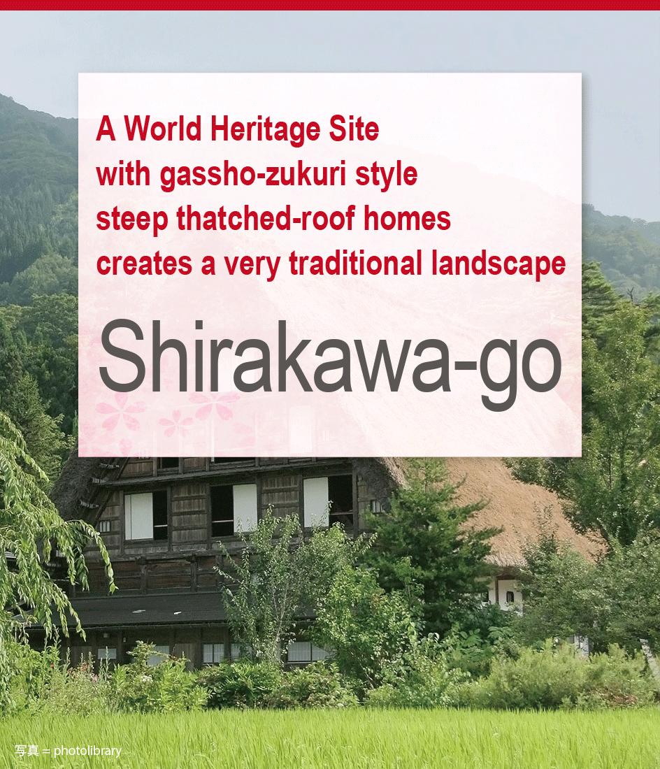 shirakawa-go tour