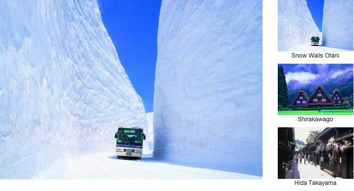 Snow Walls Otani