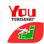 """Why did you come to Japan?""Official Yubisashi App"