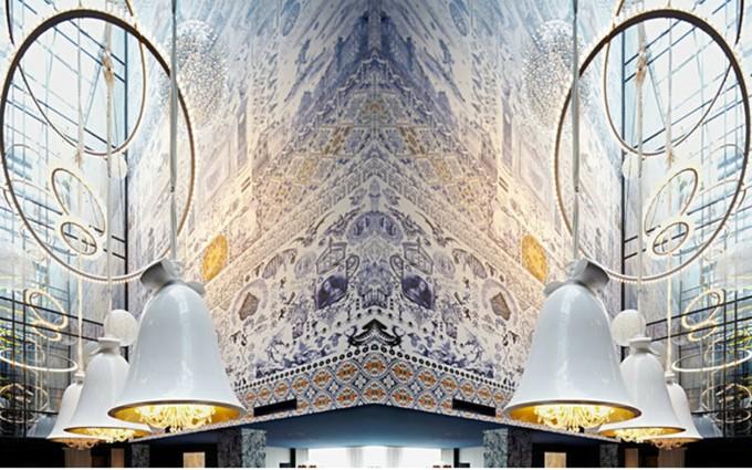 トップデザイナーが手がける!世界の泊まってみたいデザインホテル7選
