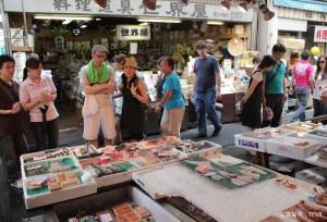 Tsukijishijo 築地市場