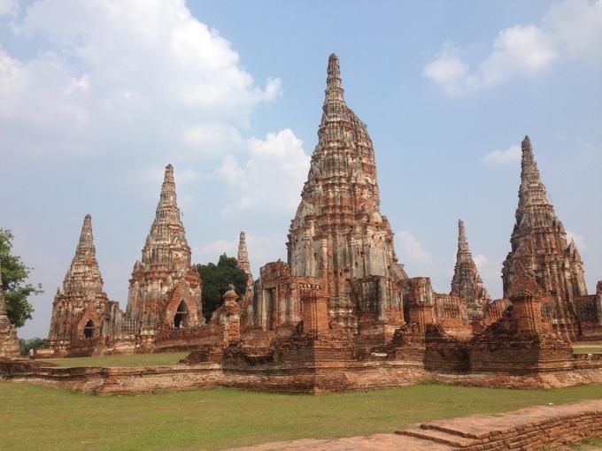 「タイ」の魅力とは