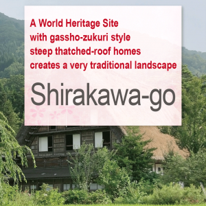 shirakawa-go tour