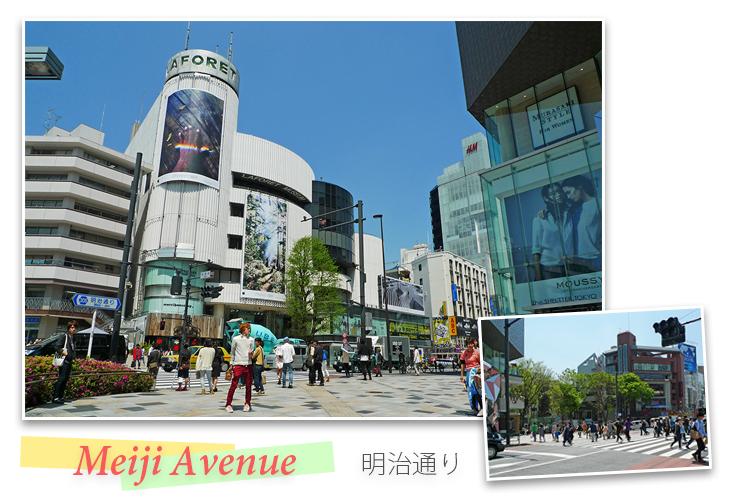 Meiji Avenue