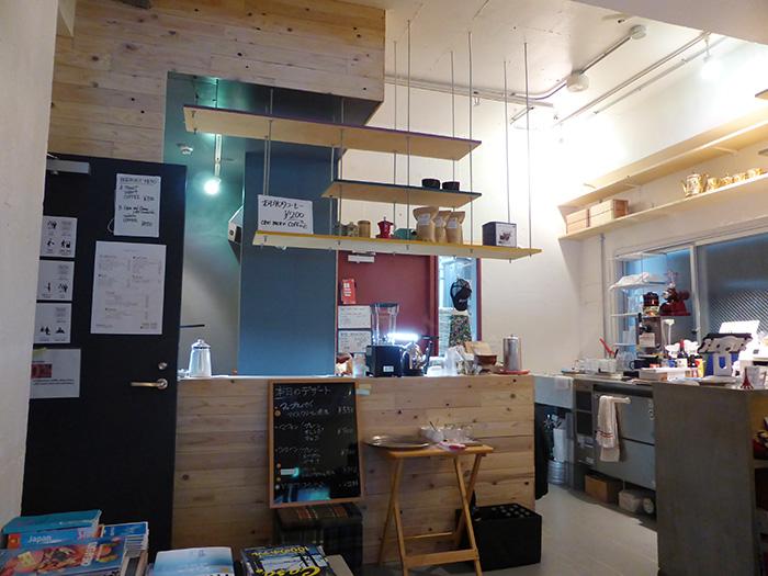 ゲストハウス「Zabutton Cafe / Hostel」