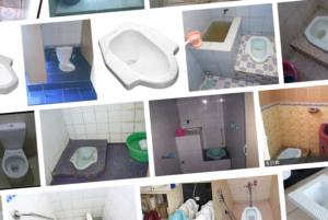 インドネシアのトイレ「しゃがむ」と「座る」