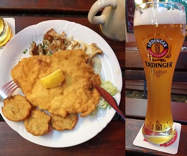 ベルリン2日目の夕飯