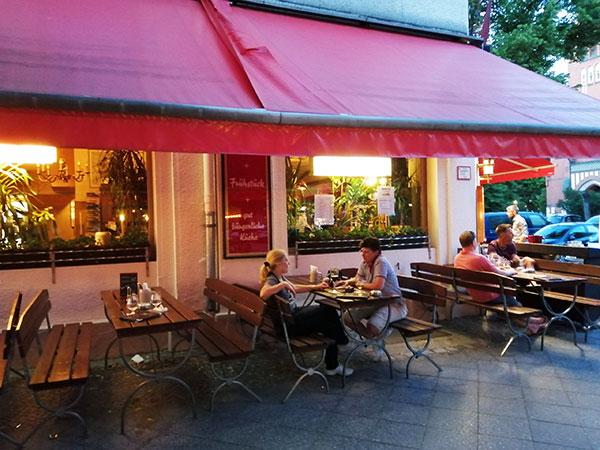 ベルリンの居酒屋