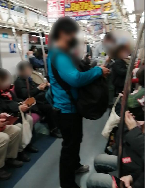 埼玉スタジアム線の様子