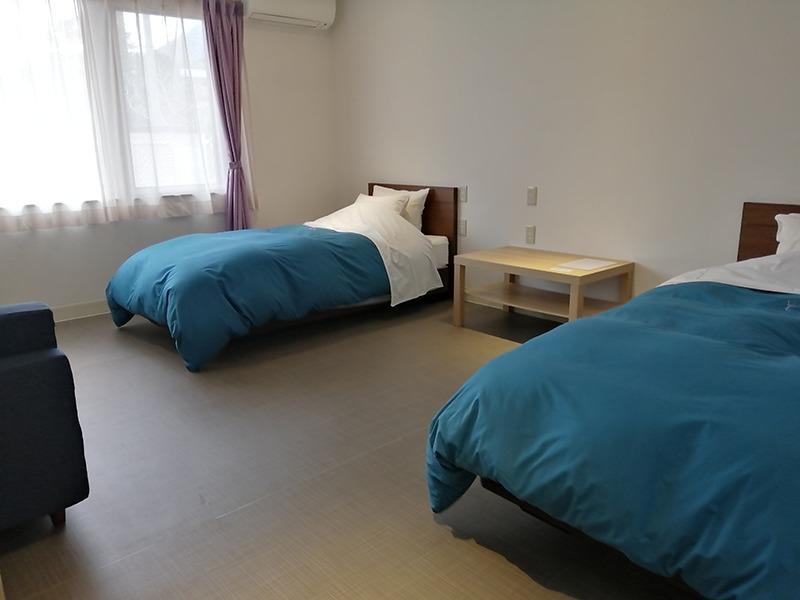 細かなところまでバリアフリーに配慮した宿泊施設