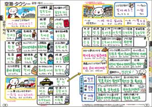 旅の指さし会話帳5韓国(韓国語)[第3版]