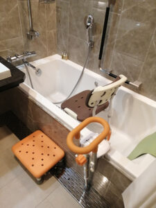 浴室用の備品