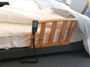 ベッドのサイドガード