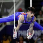 母国に金メダルをもたらす? フィリピン体操界のエース、カルロス・ユーロ選手の数奇な二人三脚