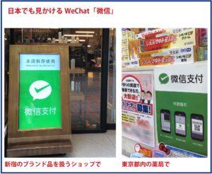 中国版LINE、WeChatがいろいろとスゴい