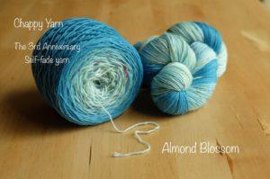 香港の手染め毛糸を販売します!