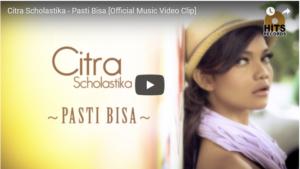 インドネシアCitra Scholastica(チトラ・スコラスティカ)の 「Pasti Bisa」(きっとできる)